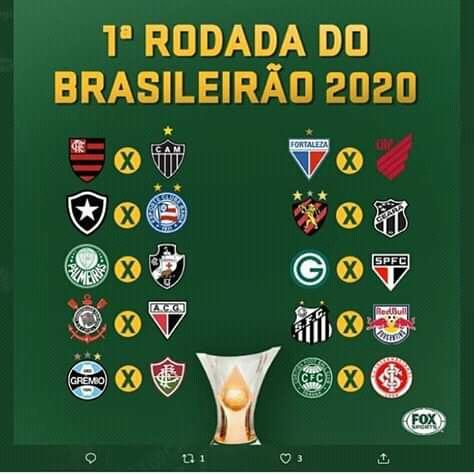 Tabela De Jogos Do Flamengo No Brasileirao Serie A 2020 Oajuricaba Com Br